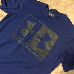 🍁Under Armour Men's Heat Gear Graphic T-shirt